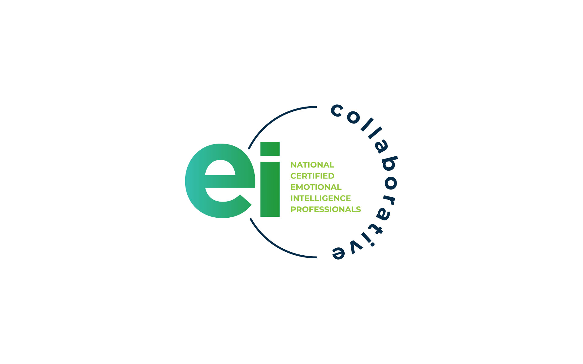 EI Collaborative logo & branding designed by Amy at Yellow Sunday