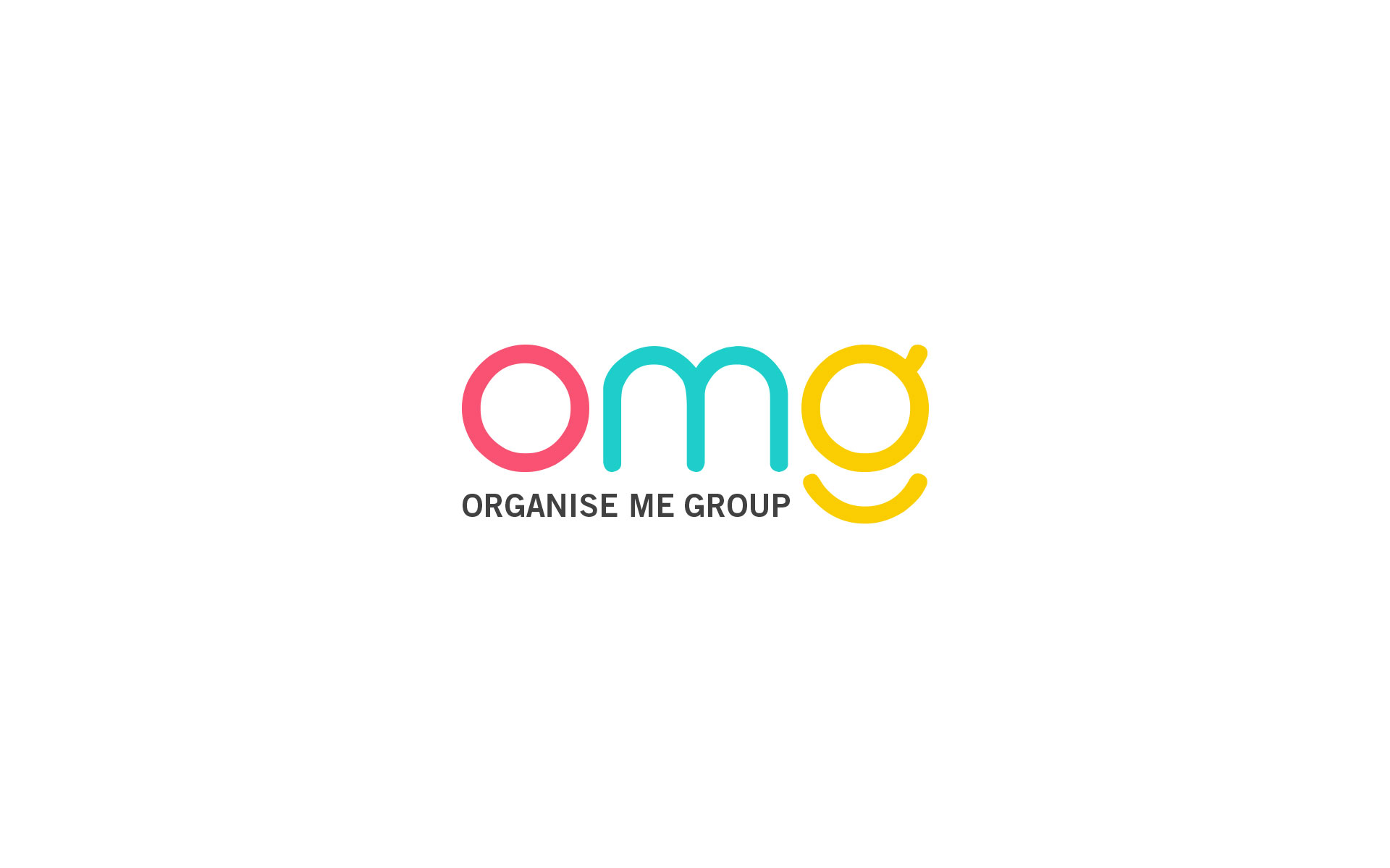 OMG Pro logo, branding & online designed by Amy at Yellow Sunday
