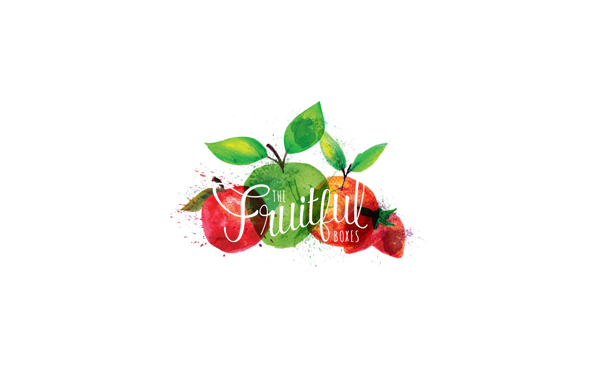 The Fruitful Boxes branding, marketing & online designed by Amy at Yellow Sunday