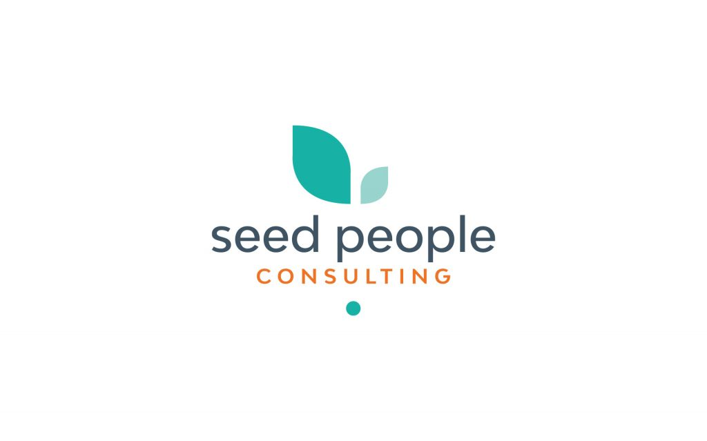 Seed People Consulting rebrand designed by Amy at Yellow Sunday